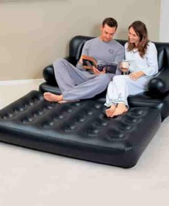 5 in 1 air sofa bed in pakistan
