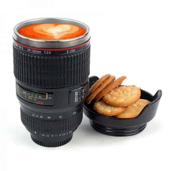 Best Camera Lens Coffee Mug in Pakistan