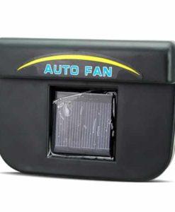 Solar Power Car Air Ventilation Fan