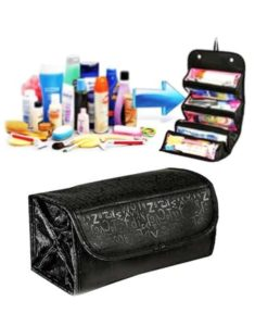 roll n go cosmetic organizer bag in Pakistan