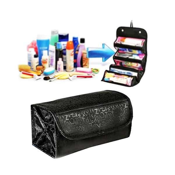 roll n go cosmetic organizer bag in Pakistan