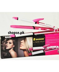 Buy Best quality Shinon Hair Straightener 3 in 1 (SH-8088) Price in Pakistan (1)