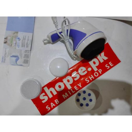 buy relax and tone spin body massager vibrator at best price by shopse.pk in Pakistan