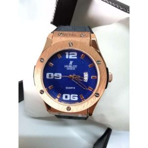hublot blue with blue straps