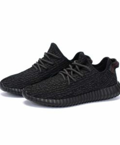 adidas yeezy black texture shoes by shopse.pk