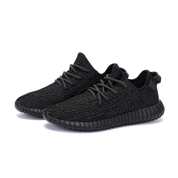 online store bf81d f500b Adidas Yeezy Boost 350 Turtle Black Sports Shoes Unisex   Shopse.pk
