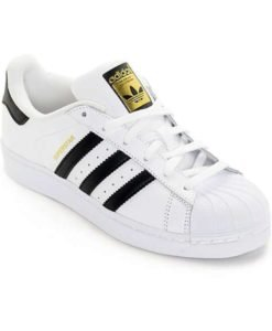 adidas superstar black stripes in Pakistan