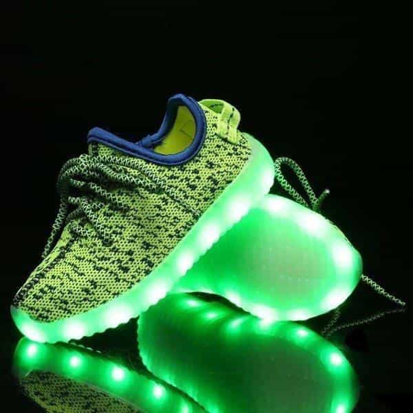 led yeezy boost