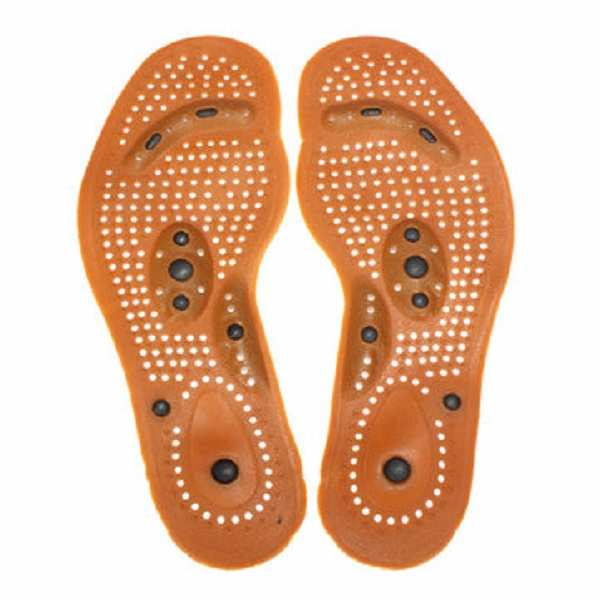 Foot Massage Magnetic Therapy foot Insoles in Pakistan