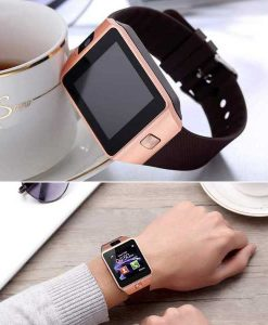 Android Smart Watch DZ09 with GSM at sale price online by sopse (2)