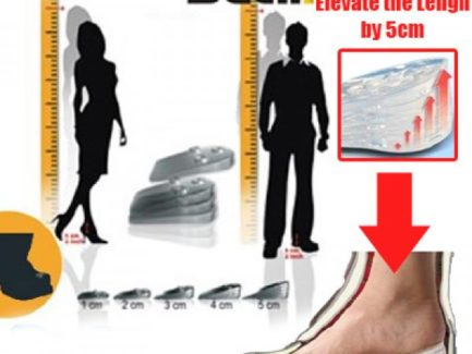 Buy Best Quality Btall Height Increasing Insole Best Height Increaser at lowest Price by Shopse.pk in Pakistan
