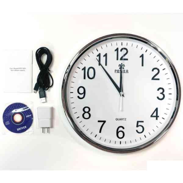 0aad0d3dc5ca Buy World best Spy Camera Wall Clock with Wifi in Pakistan
