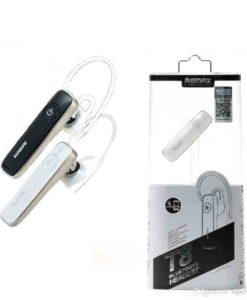 Buy best White Remax Bluetooth Handsfree T8 at price in Pakistan