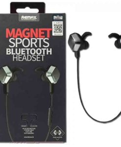 Remax S2 Magnet Sports Bluetooth Handsfree bluetooth headphone wireless bluetooth neck band Online in Pakistan by Shopse.pk.