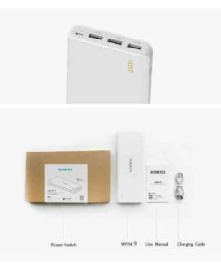 Romoss Sens 9 Power Bank 25000 mAh