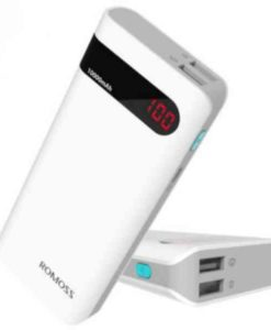 Romoss sense 4p 10400Mah Power bank for smart phones in pakistan