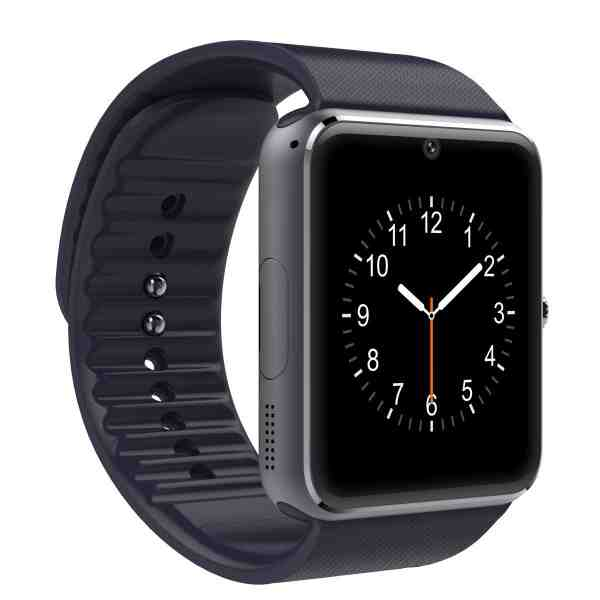 c8f5e00ecf Smart watch GT08(black) with GSM slot Bluetooth for iOS and Android ...