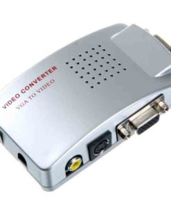 Buy Best Quality Vga to Audio Video converter at Lowest Price in Pakistan