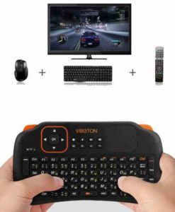 viboton Mini Wireless keyboard and Touchpad s1 in Pakistan