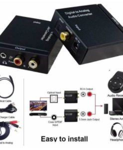 buy Digital To Analog Audio Converter at low price by shopse.pk in pakistan