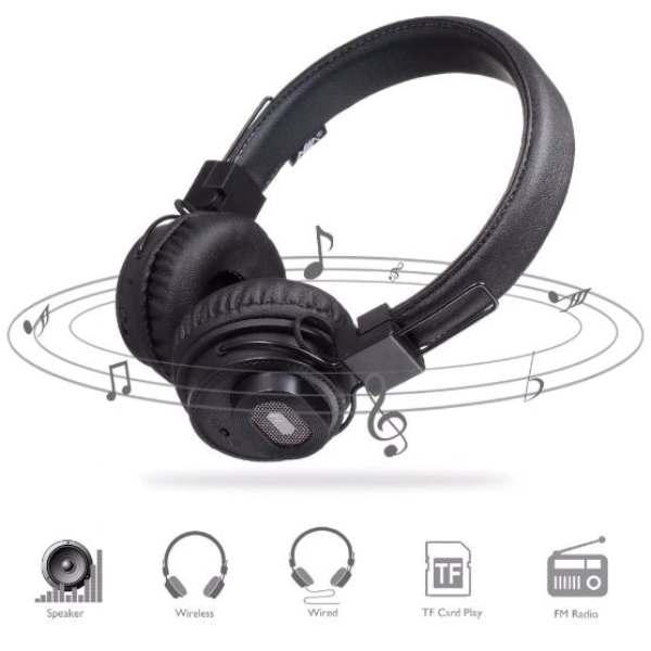 Buy Nia X5sp Bluetooth Wireless Headphone Pakistan Shopse Pk