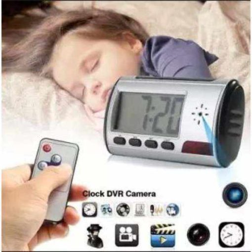 buy best quality hidden table clock camera with remote by shopse.pk in pakistan (2) (1)