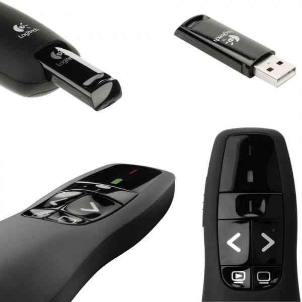 40b9e9cc99b Buy R400 Logitech Prensentation Remote in Pakistan | Shopse.pk