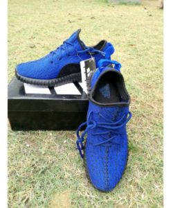 Adidas Yeezy blue texture men size in Pakistan