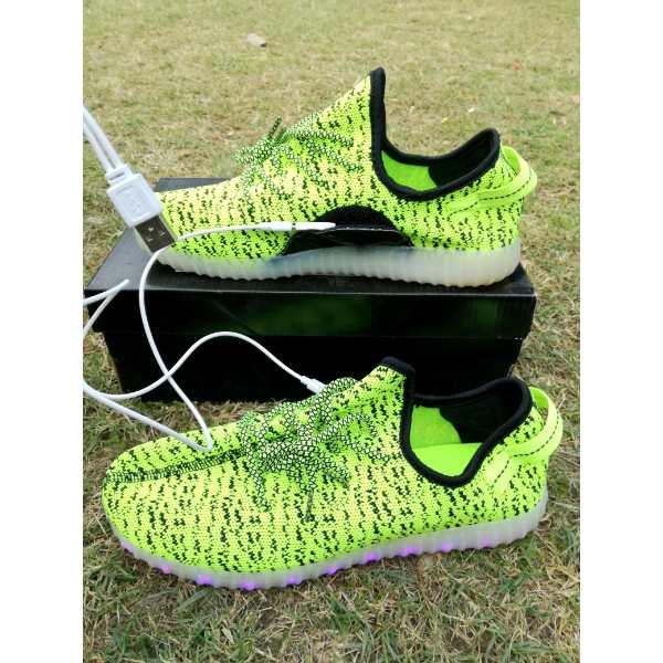 12 modi Adidas Shoes veranderende Shopse kleur Yeezy Led pk Light rIqwxFIp