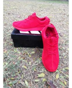 adidas yeezy red shoes men size in pakistan