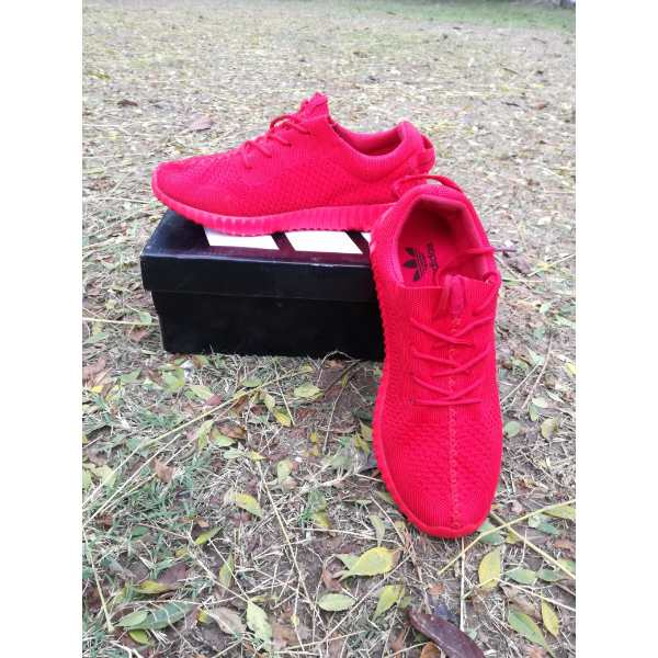 Adidas Yeezy red shoes men size in Pakistan made Vietnam  c84bf533c