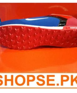vietnam Made nike Blue Red Combination Shoes in Pakistan