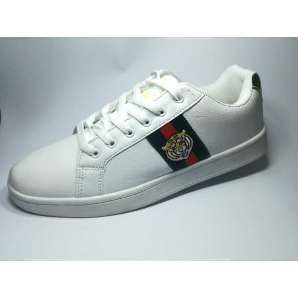 11103d6df84 GUCCI ACE WATERSNAKE WHITE SHOES MEN SIZES IN PAKISTAN