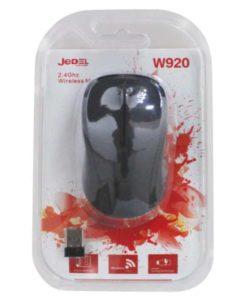 Jedel W920 Wireless Mini Mouse in Pakistan