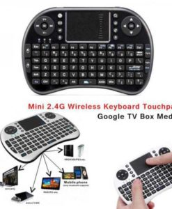 MINI TOUCH PAD RF500 KEYBOARD MOUSE BLUETOOTH FOR SMART PHONE , MOBILE, ANDROID in Pakistan