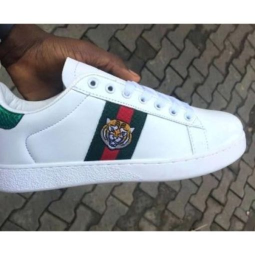 buy best quality gucci tiger shoes gucci ace tiger white fashion shoes Gucci ace watersnake white shoes at low price in pakistan