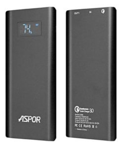 Aspor Power Bank 10000Mah