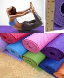 gym yoga exercise mat in Pakistan