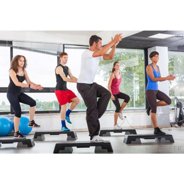 liveup aerobic step bench in pakistan 1
