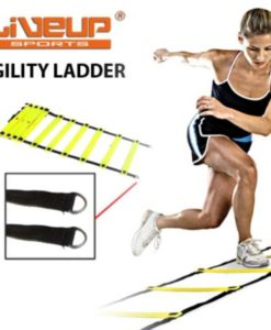 Buy Best Quality liveup AGILITY LADDER FOR GYM EXERCISES BY SHOPSE.PK IN PAKISTAN