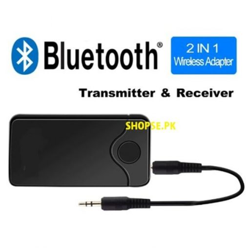 buy wireless 2 in 1 bluetooth transmitter and receiver b6 audio at best price by Shopse.pk in Pakistan (2)
