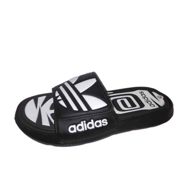 Adidas Black White Combo Slippers in Pakistan 45eb07d02