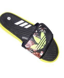 Adidas Slipper Yellow Black Combo in Pakistan