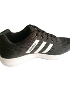 Black Adidas Light Weight Vietnam Made