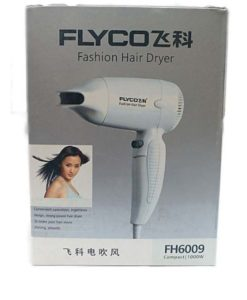 FLYCO FLYCO FH6009 fashion hair dryer 1000W in pakistan