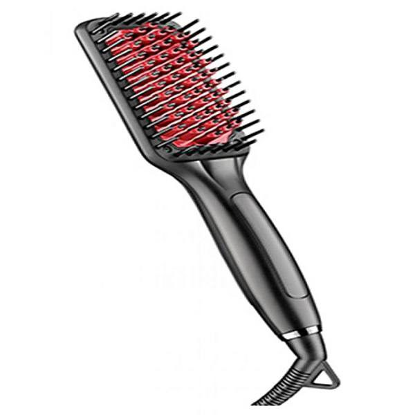 Gemei Gm-2988 Professional Hair Straightener Brush For Sleek And Straight Hair in pakistan