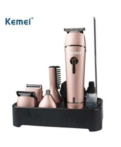 Buy Best Kemei Hair Clipper Km-1015 10 In 1 Rechargeable Hair Trimmer at Low Price by Shopse.pk in Pakistan