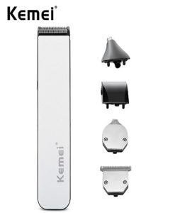 Buy Best Kemei KM-3590 5 in 1 Electric Ear Nose Engraved Beard Hair Trimmer at Low price by Shopse.pk in Pakistan