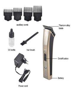 Kemei KM-5017 - Professional Hair Clipper & Trimmer in pakistan