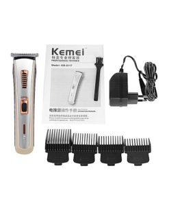 Kemei KM-5117 Professional Hair Clipper & Trimmer in pakistan